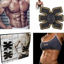 Ems Six Pack - eletroestimulador muscular - Amazon - forum - opiniões